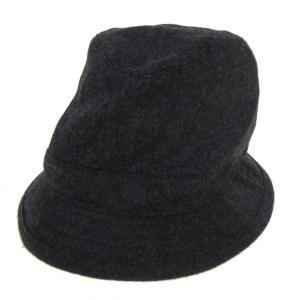 KIJIMA TAKAYUKI 帽子 グレー サイズ:2 (三宮店) 190823|kindal