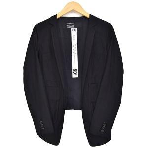 nude:masahiko maruyama コットンジャケット ブラック サイズ:38 (新潟亀田店) 190814|kindal