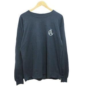 UNDERCOVER × AFFA × Careering カットソーロングTシャツ ブラック サイズ:L (阿佐ヶ谷店) 190820|kindal