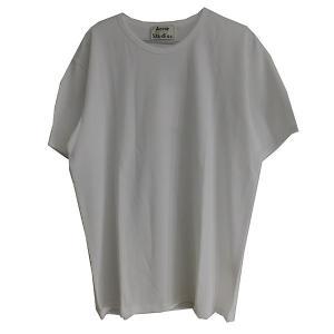 ACNE STUDIOS NIAGARA PIQUE Tシャツ ホワイト サイズ:S (三条堀川店) 190820|kindal