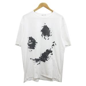 LAD MUSICIAN 18SS PERMANENT ROCKER pt SUPER BIG Tシャツ ホワイト サイズ:44 (阿佐ヶ谷店) 19|kindal
