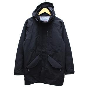 MAMMUT GORE-TEX Obelisk Coat ナイロンコート 【色:ブラック】 【サイズ...