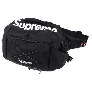 SUPREME 17SS「Waist Bag」ウエストバッグ ブラック サイズ:- (原宿店) 191121 kindal