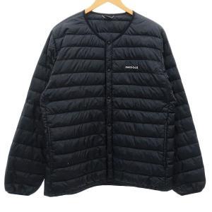 mont bell 【1101422】インナーダウンジャケット ブラック サイズ:L (明石店) 2...
