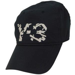 Y-3 ロゴキャップ adidas YOHJI YAMAMOTO ブラック (東心斎橋店) 190828|kindal