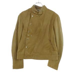JIL SANDER レザージャケット ブラウン サイズ:38 (和歌山店) 190807|kindal