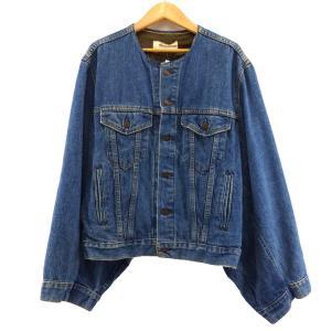 77circa circa make wide sleeve denim jacket インディゴ サイズ:one (難波店) 190813|kindal