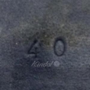 【SALE】 【30%OFF】 Araki Yuu×SUGINORI M レザーダービーシューズ サイズ:40 (渋谷神南店)|kindal|06