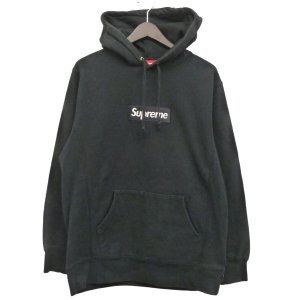 SUPREME 16AW「Box Logo Hooded Sweatshirt」ボックスロゴプルオー...