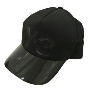 Y-3 17SS「BQ7063 VISOR CAP」バイザーキャップ ブラック サイズ:- (渋谷神南店) 190810|kindal