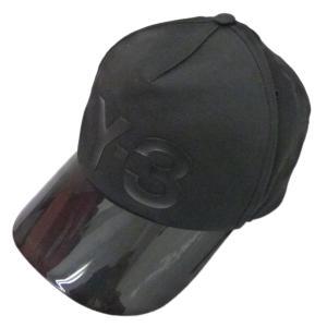 Y-3 17SS「VISOR CAP」バイザーキャップ ブラック サイズ:OSFA(58cm) (渋谷神南店) 190901|kindal