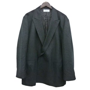 WELLDER 19AW「Double Breasted Long Jacket」ダブルジャケット ...