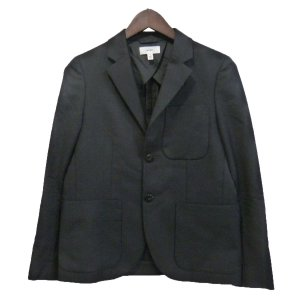 HYKE テーラードジャケット ブラック サイズ:1 (銀座店) 190824|kindal