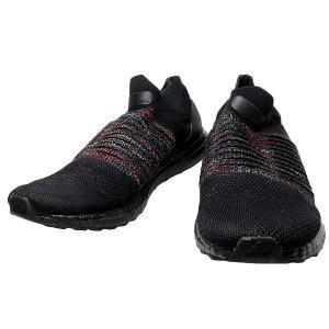 adidas 【B37685】UltraBOOST Laceless ウルトラブーストレースレス ブラック サイズ:27cm (明石店) 190915 kindal