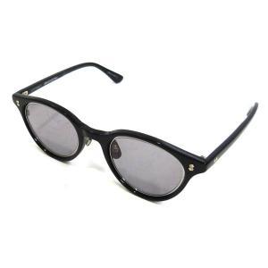 SOPHNET.× 金子眼鏡 BINCHOTAN サングラス ブラック サイズ:- (銀座店) 191116|kindal
