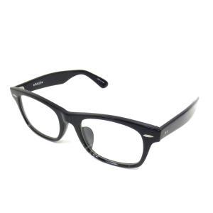 Rags McGREGOR × KANEKO OPTICAL 眼鏡 【色:ブラック×クリア】 【サイ...