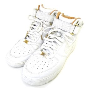 NIKE A01074-100 「AIR FORCE 1 JUST DON」ハイカットスニーカー 【...