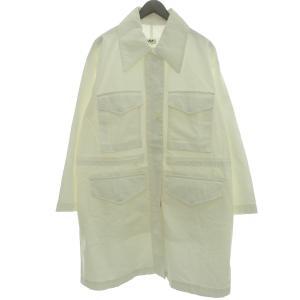 MM6 19SS「Sport Jacket」スポーツジャケット ホワイト サイズ:36 (原宿店) 190821|kindal