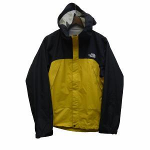 THE NORTH FACE NP61830「ドットショットジャケット」マウンテンパーカー イエロー サイズ:M (新宿店) 190921 kindal