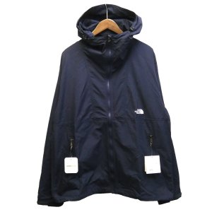 THE NORTH FACE 「Compact Jacket」NP71830 マウンテンパーカー ネイビー サイズ:XXL (新宿店) 190922 kindal