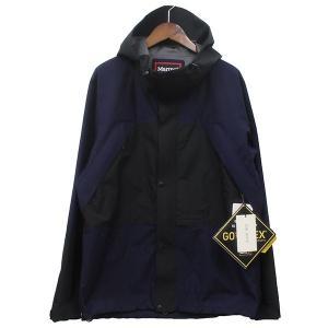 VAINL ARCHIVE × Marmot 2019SS CP-JKT GORE-TEX マウンテンパーカー ブルゾン ブルー サイズ:S (三軒茶|kindal