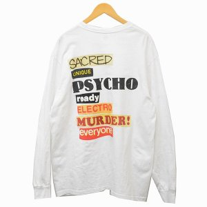Supreme 2020SS Sacred Unique L/S Tee プリントTシャツ ホワイト...