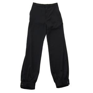 Ron Herman Hammer Satin Pants サテンイージーパンツ ブラック サイズ:XS (元町店) 190611 kindal