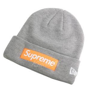 【SALE】 Supreme NEW ERA 17AW Box Logo Beanie ボックスロゴニットキャップ サイズ:- (吉祥寺店) kindal