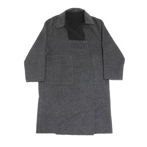 JEAN PAUL KNOTT リバーシブル ウール カシミヤ コート サイズ:1 (四条中之町店) 190920|kindal
