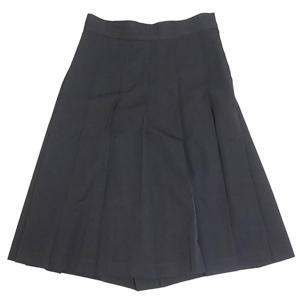 COMME des GARCONS ウール スカート パンツ ネイビー サイズ:S (四条中之町店) 190816|kindal