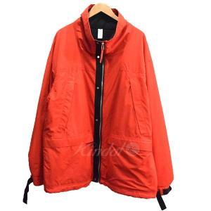 【1月28日値下】ROTOL 17AW CATAPULT JACKET カタパルトジャケット レッド サイズ:L (学芸大学店)|kindal