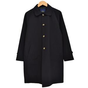 Le minor キルティングライナーステンカラーコート ブラック サイズ:38 (新潟亀田店) 190920|kindal
