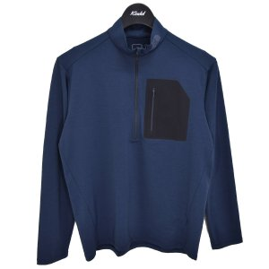 THE NORTH FACE L/S Superhike Zip Up ロングスリーブ スーパーハイ...