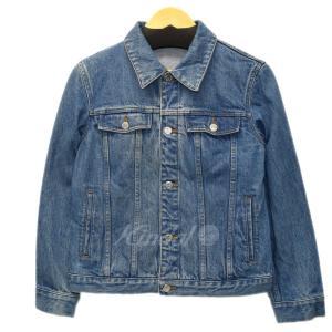A.P.C. BRANDY デニムジャケット 【色:ブルー】 【サイズ:M】 【状態:Bランク】  ...
