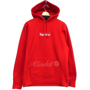 SUPREME 16AW Box Logo Hooded Sweatshirtボックスロゴフーディー...