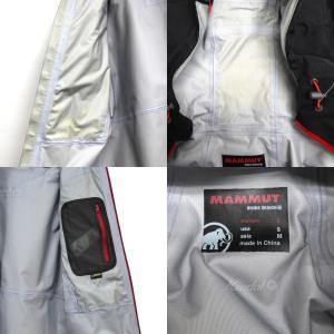 【SALE】 MAMMUT Teton Jacket GORE-TEXゴアテックスマウンテンパーカー サイズ:asiaM (下北沢店) kindal 06