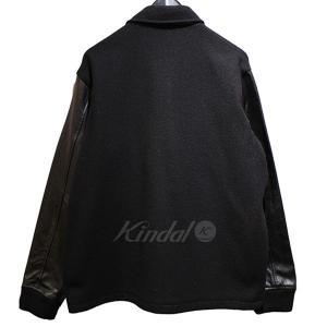 【BARGAIN】 SUPREME 2011AW Miners Jacket マイナーズジャケット スタジャン レザー切替 サイズ:XL (青山店) kindal 02