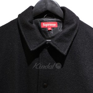 【BARGAIN】 SUPREME 2011AW Miners Jacket マイナーズジャケット スタジャン レザー切替 サイズ:XL (青山店) kindal 03