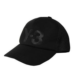 Y-3 17SS TRACK BLACK HAT メッシュロゴキャップ ブラック サイズ:- (青山店) 190922|kindal