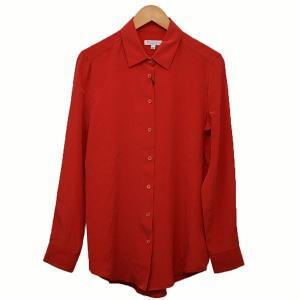 【SALE】 Equipment シルクシャツ シャツ サイズ:S (二子玉川店)|kindal