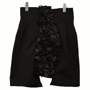 COMME des GARCONS 装飾スカート スカート ブラック サイズ:XS (二子玉川店) 190817|kindal