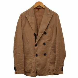BARENA ダブルジャケット ジャケット ベージュ サイズ:50 (二子玉川店) 190820|kindal