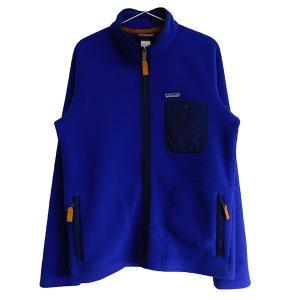 patagonia Karstens Jacket フリースジャケット ブルー サイズ:S (三条堀川店) 190914 kindal