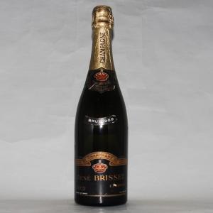 1969年 シャンパン - Rene Brisset Brut(レネ・ブリセ・ブリュット) / フラ...