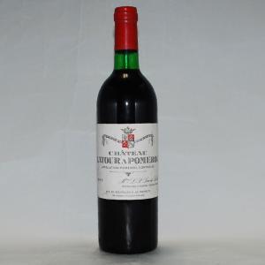 1977年 ワイン - Ch.Latour a Pomerol(シャトー・ラトゥール・ア・ポムロール...