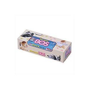 驚異の防臭袋 BOS(ボス) ボックスタイプ おむつ・うんち処理用 200枚入