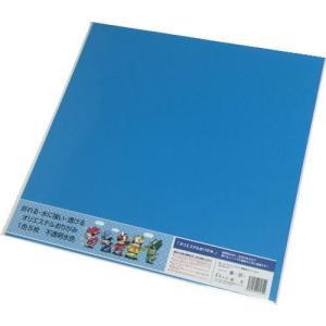 東洋紡 オリエステルおりがみ(水色) 水に濡れても平気な折り紙 大判(43*43cm) 5枚入|king-depart