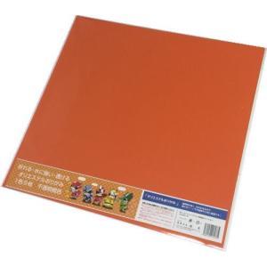 東洋紡 オリエステルおりがみ(橙色) 水に濡れても平気な折り紙 大判(43*43cm) 5枚入|king-depart