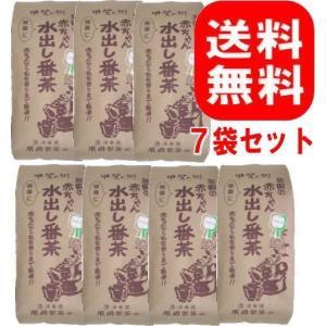 辰岡製茶 赤ちゃん水出し番茶 ノンカフェイン 400g/7袋セット|king-depart