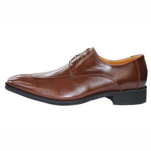 k101ki-bro 牛革キップブラウン 本革ビジネスシューズ紐タイプ 完全国産 北嶋製靴工業所 キングサイズシューズ 送料無料!!|king-shoes|02